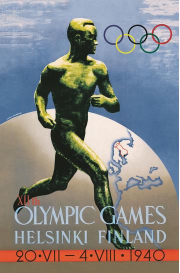 Olympics 1940 (ENG)