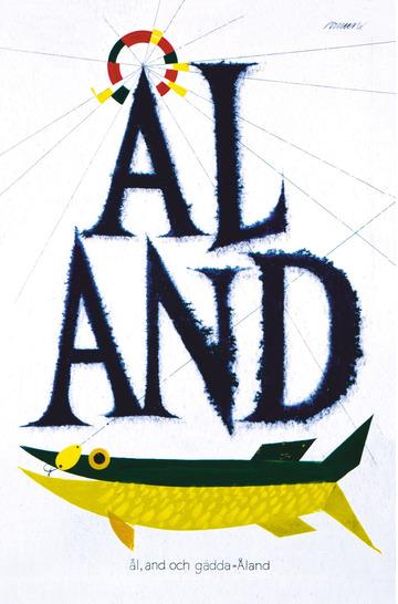 Åland by Erik Bruun