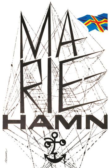 Mariehamn by Erik Bruun