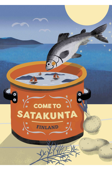 Come to Satakunta by Minna Viitalähde