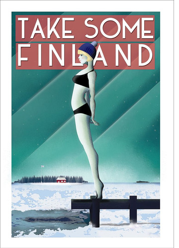 Take Some Finland by Omar Escalante