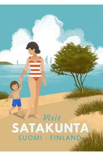 Visit Satakunta by Titta Lindström