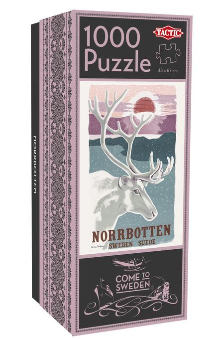 Norrbotten, pussel