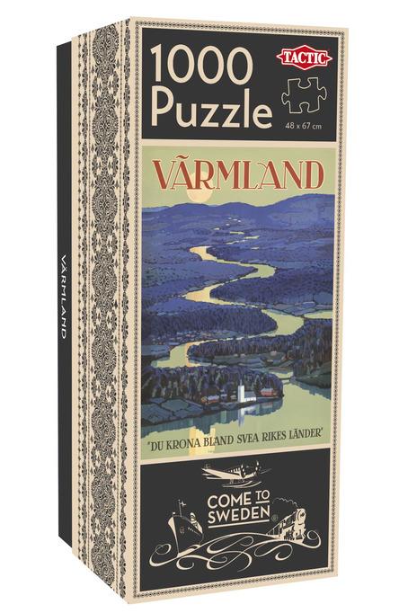 Värmland, Puzzle