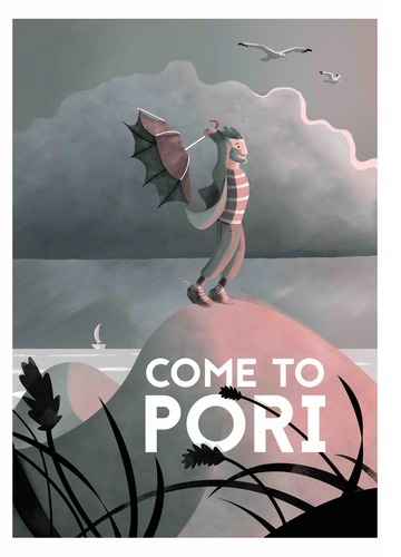 Come to Pori by Esa-Pekka Niemi