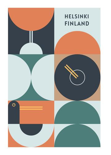 Summer in Helsinki by Kalle Särkkä