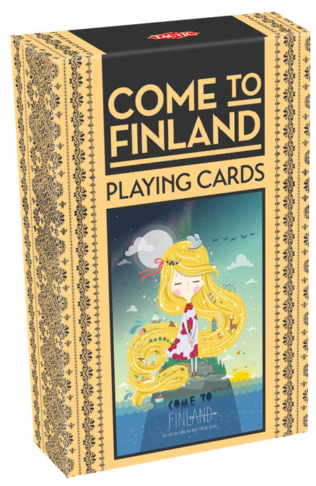 Come to Finland Playing Cards #2