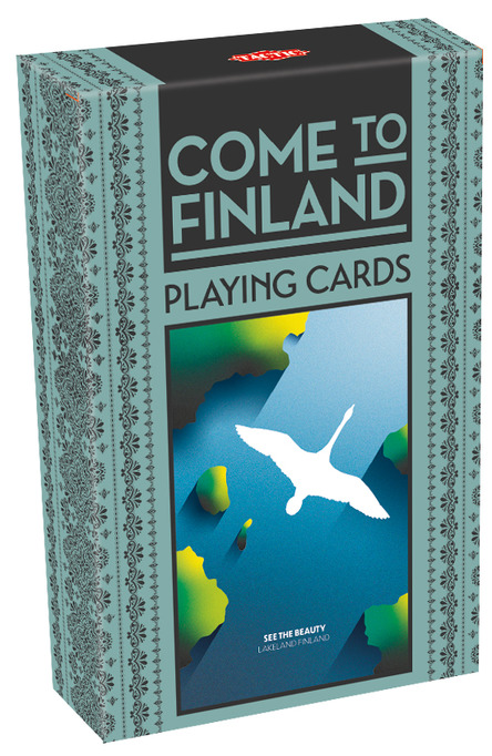 Come to Finland Playing Cards #1