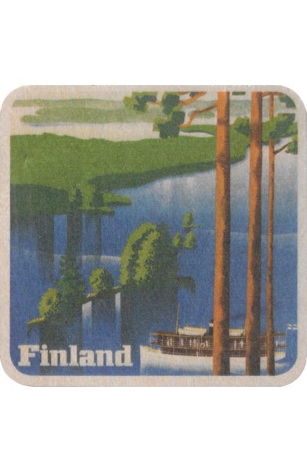 Saimaa…Loveliest!, Coaster