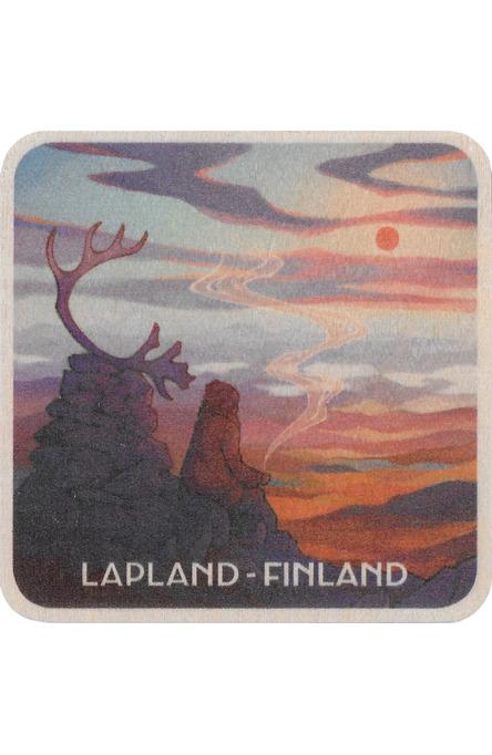 Lapland-Finland coaster