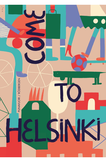 Come to Helsinki by Réka Király