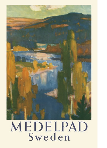 Medelpad and river