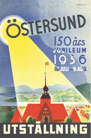 Östersund 150 år