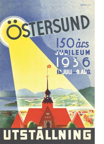 Östersund 150 years