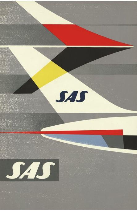 SAS, Vykort