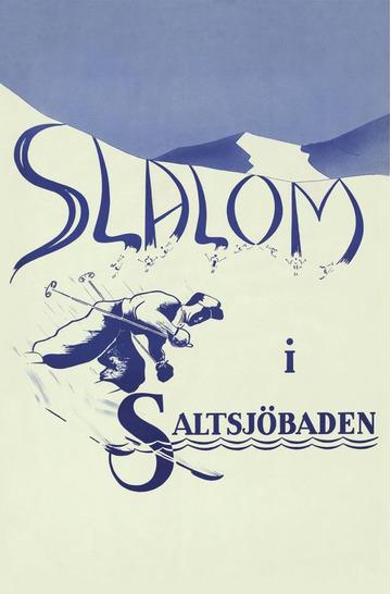 Skiing in Saltsjöbaden