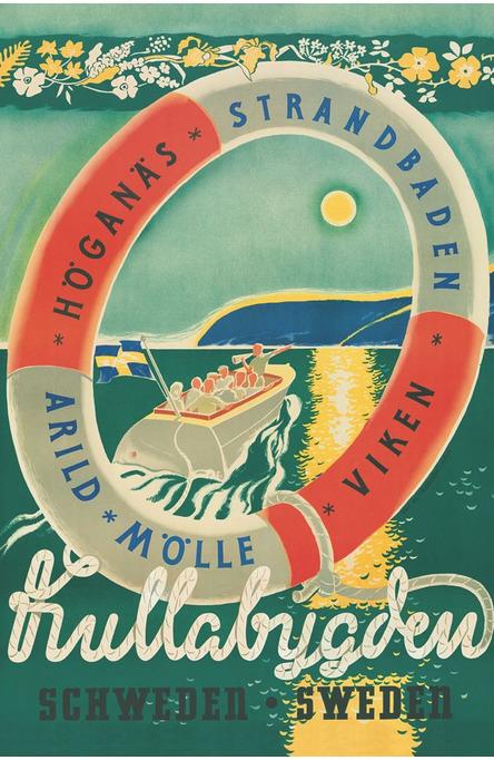Kullaberg, Postcard