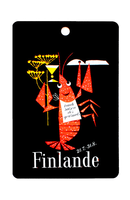 The Crayfish Season by Erik Bruun, Cutting boards