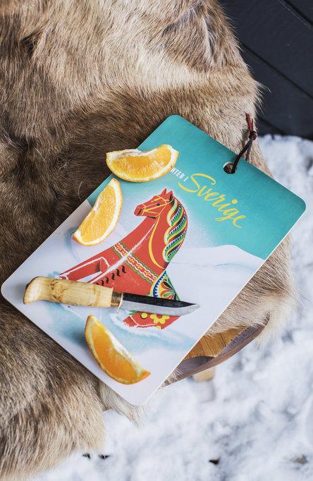 Winter Dalahorse, Cutting boards
