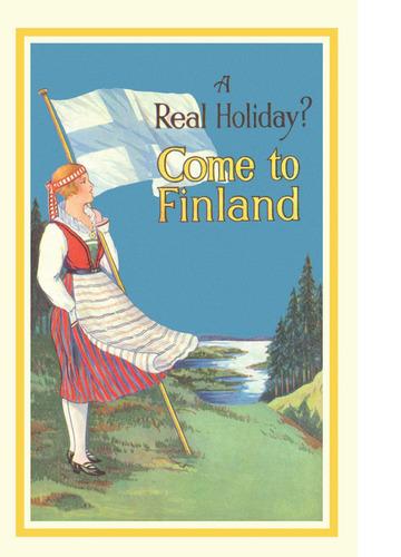 A real holiday!