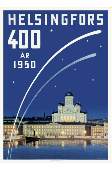 Helsingfors – 400 år