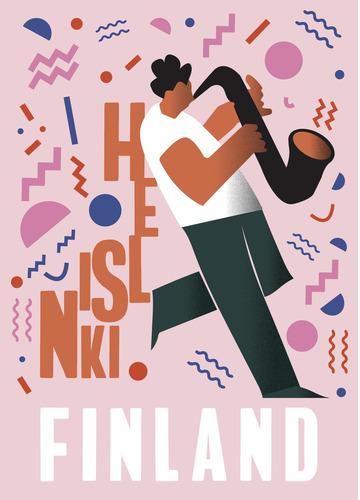 Helsinki Loves Jazz by Jenni Leivo