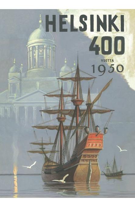 Helsinki – Sailing ship, Poster 50 x 70 cm (offset print)