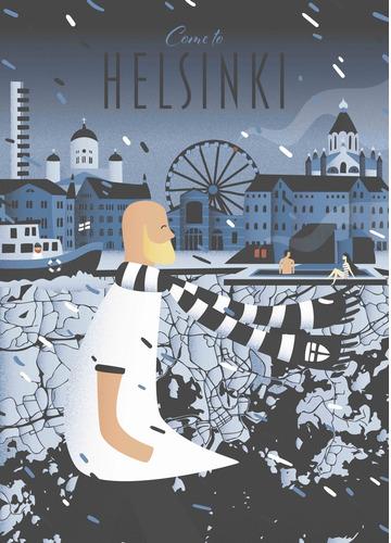 Helsinki – Heartbeat by Mareike Mosch