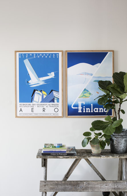 Aero & the Cathedral, Poster 50 x 70 cm (on demand print)