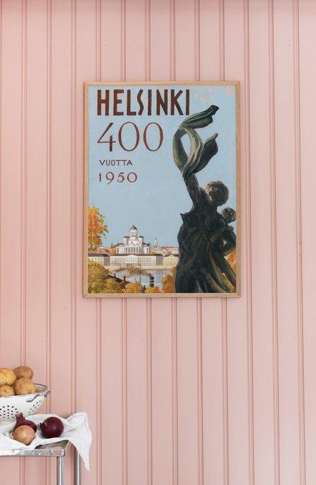 Helsinki – The shipwrecked, Poster 50 x 70 cm (offset print)