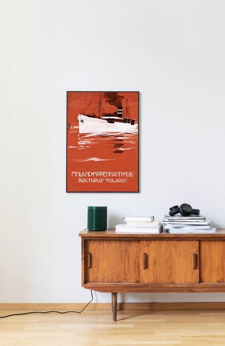Arcturus, Poster 50 x 70 cm (on demand print)