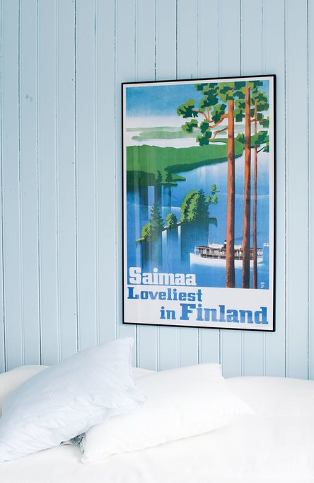 Saimaa…Loveliest!, Original size poster