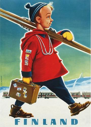 The Ski-Boy