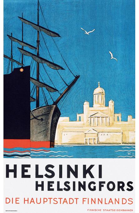Die Hauptstadt, Original size poster