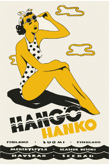The Hanko Lady