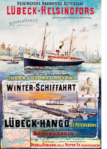 Lübeck-Helsingfors