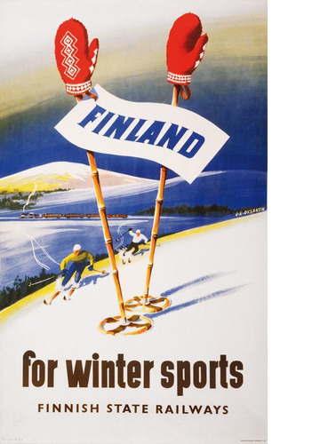 For winter sports