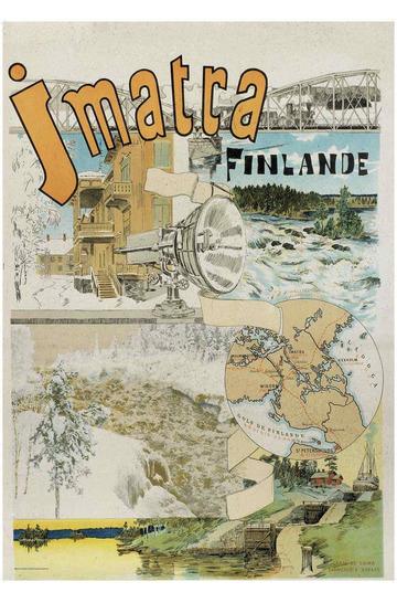 Imatra by Gallen-Kallela