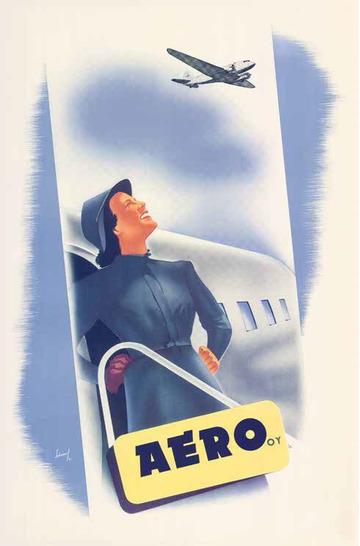 Aero Stewardess
