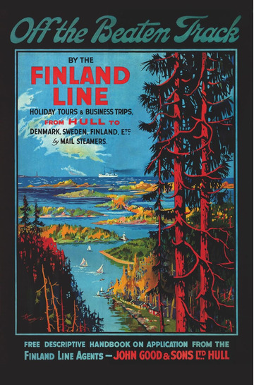 Off the Beaten Track Finland Line