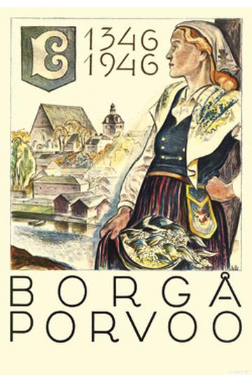 Borgå-Porvoo by Segerstråle