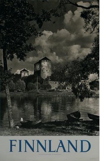 Olavinlinna by Pietinen