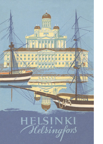 Helsinki by Santala