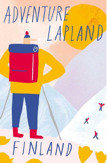 Adventure Lapland by Robert Lönnqvist