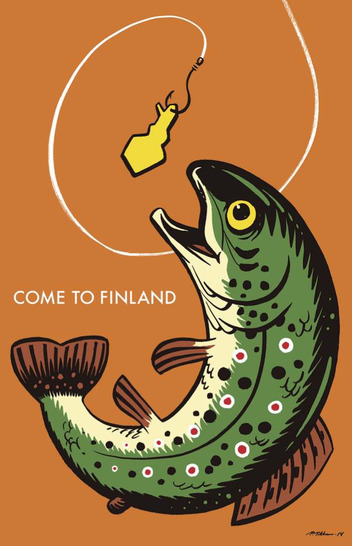 Come to Finland by Petteri Tikkanen