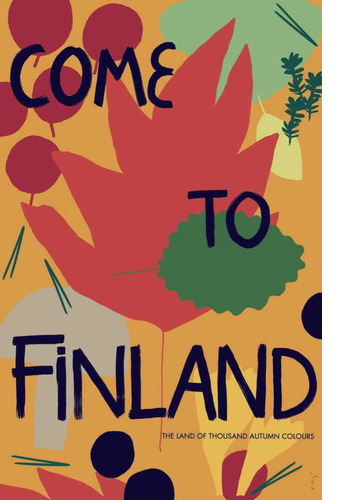 Come to Finland by Réka Király