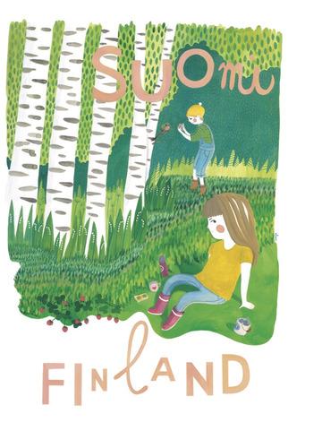 Suomi-Finland by Maija Hurme