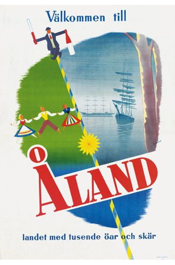 Åland by Walter Bjorne