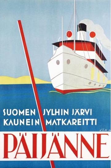 Päijänne – Suomen jylhin järvi