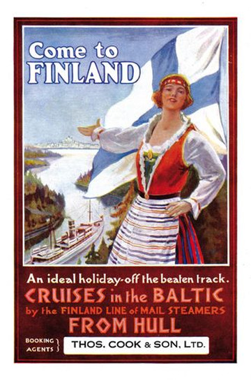 Come to Finland – Finlands mö